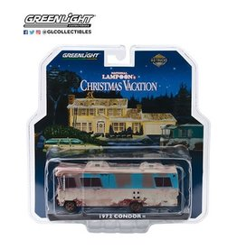 Greenlight Christmas Vacation (1989) - 1972 Condor II 1:64 Scale Die-Cast Metal Vehicle