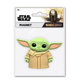 Monogram Star Wars: The Mandalorian The Child 3D Foam Magnet