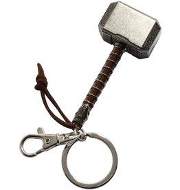 Monogram Marvel Avengers: Thor Hammer Pewter Keychain