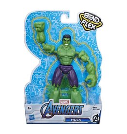 Hasbro Marvel Avengers Bend and Flex Hulk