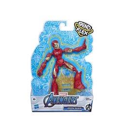 Hasbro Marvel Avengers Bend and Flex Iron Man