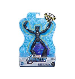 Hasbro Marvel Avengers Bend and Flex Black Panther