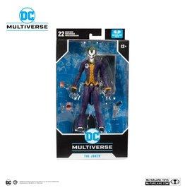 DC Comics Batman: Arkham Asylum DC Multiverse The Joker Figure