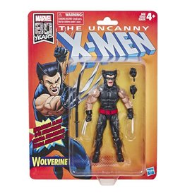 Hasbro The Uncanny X-Men Marvel Legends Retro Collection Wolverine