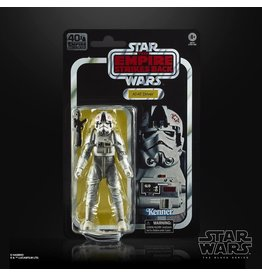 "Hasbro Star Wars 40th Anniversary The Black Series 6"" AT-AT Driver (The Empire Strikes Back)"