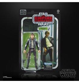 "Hasbro Star Wars 40th Anniversary The Black Series 6"" Han Solo (The Empire Strikes Back)"
