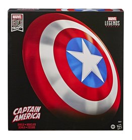 Hasbro Marvel Comics 80th Anniversary Marvel Legends Captain America Classic Shield