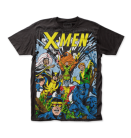 Impact Merch X-Men -  The Gang Subway T-Shirt