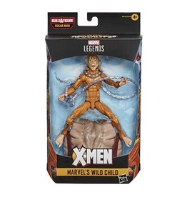 Hasbro X-Men Marvel Legends Wild Child (Sugar Man BAF)