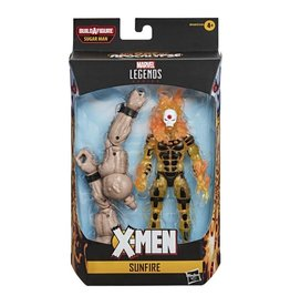 Hasbro X-Men Marvel Legends Sunfire (Sugar Man BAF)