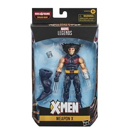 Hasbro X-Men Marvel Legends Weapon X (Sugar Man BAF)