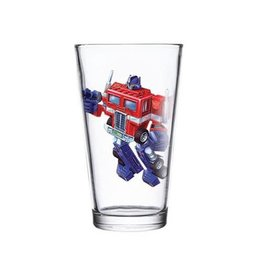 Super7 Transformers Drinkware - Optimus Prime
