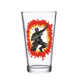 Super7 G.I. Joe Drinkware - Snake Eyes