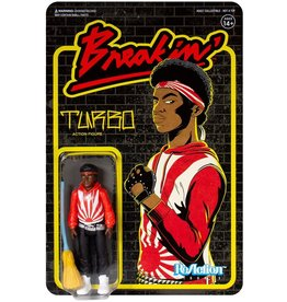 Super7 Breakin Reaction Figure - Turbo
