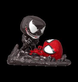 Funko Spider-Man vs. Venom Comic Moment Metallic Pop! Vinyl Figure 2-Pack - Previews Exclusive