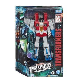 Hasbro Transformers War for Cybertron: Earthrise Voyager Starscream