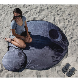 Picnic Time Star Wars Death Star Pop-Up Blanket