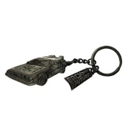Factory Entertainment Back To The Future - Delorean Keychain