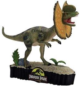 Factory Entertainment Jurassic Park - Dilophosaurus Premium Motion Statue