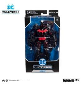 DC Comics DC Armored Wave 1 Batman Hellbat Suit 7-Inch Action Figure