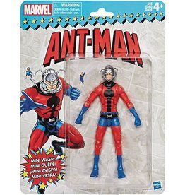 Hasbro Marvel Legends Vintage (Retro) Series 2 Ant-Man Action Figure [Classic Costume]