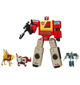 Hasbro Transformers Autobot Blaster Exclusive Action Figure