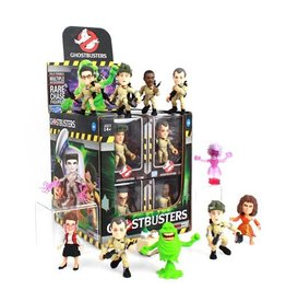 Loyal Subjects Ghostbusters Action Vinyls Wave 1 Random Mini Figure  Box