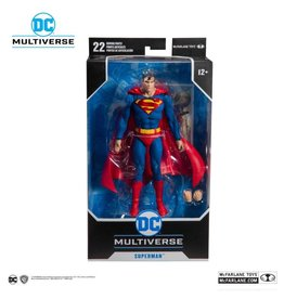 DC Comics Action Comics DC Multiverse Superman Action Figure