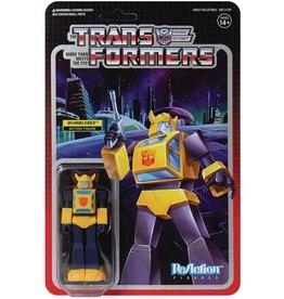 Super7 Transformers ReAction Figure - Bumblebee