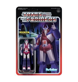 Super7 Transformers ReAction Wave 2 - Alpha Trion