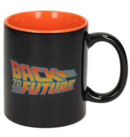 SD Toys Back to the Future Logo Ceramic Mug