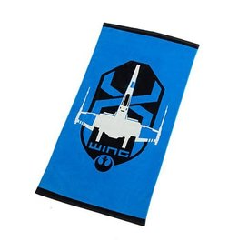 Think Geek Star Wars X-Wing Beach Towel