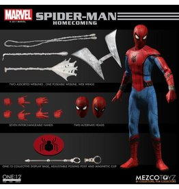 Mezco Spider-Man: Homecoming One:12 Collective Spider-Man Mezco