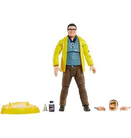 Mattel Jurassic Park Amber Collection Dennis Nedry