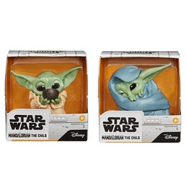 Hasbro The Mandalorian The Bounty Collection The Child Soup Sipping & Blanket Wrapped 2-Pack