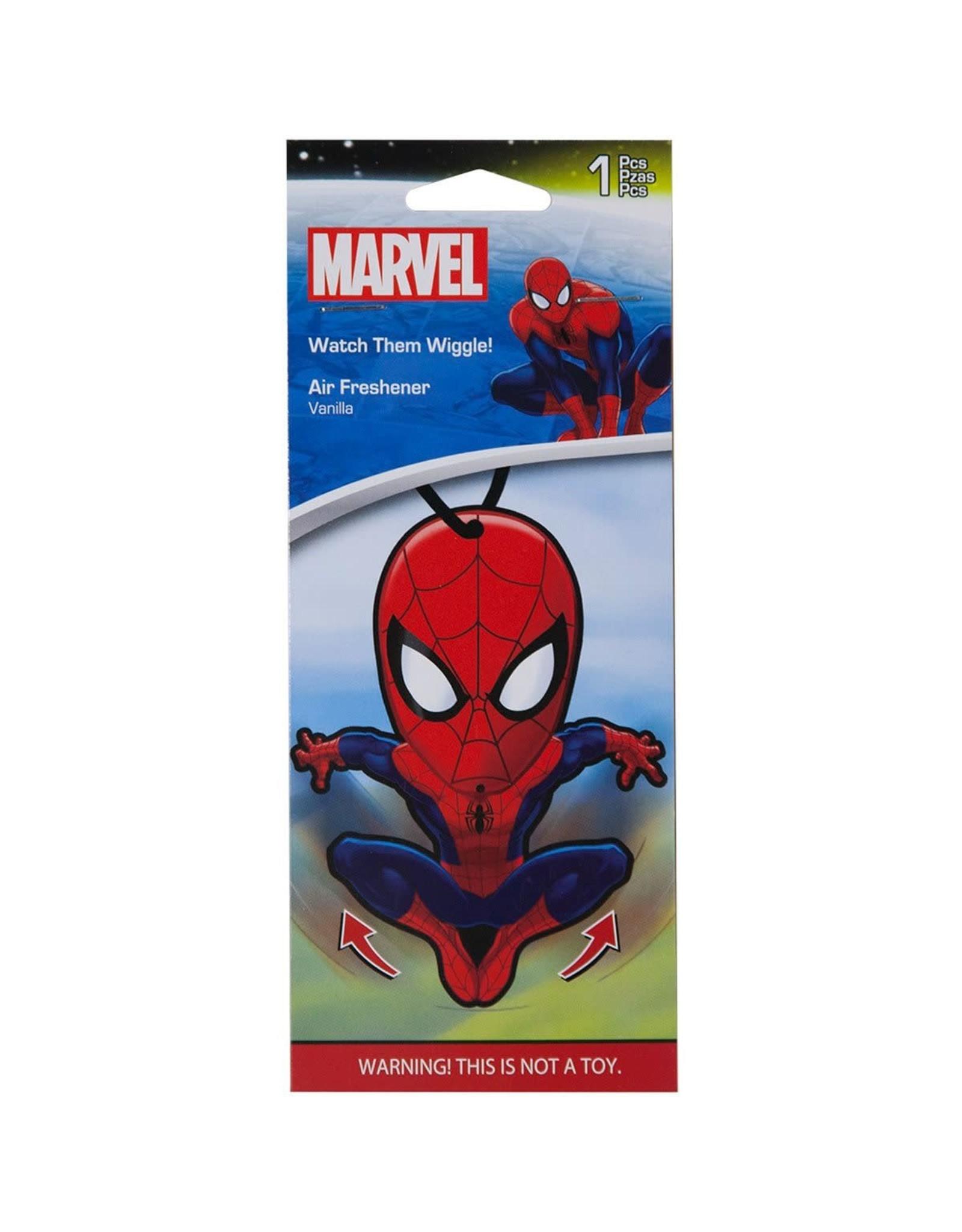 Plasticolor Spider-Man Wiggler Air Freshner