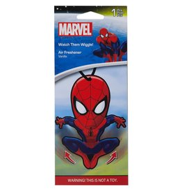 Plasticolor Spider-Man Wiggler Air Freshner