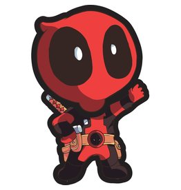 Plasticolor Deadpool Wiggler Air Freshner