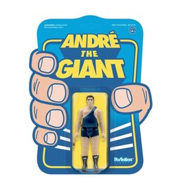 Super7 Andre the Giant In A Singlet ReAction Figure