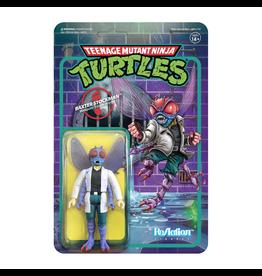 Super7 Teenage Mutant Ninja Turtles ReAction Figure - Baxter Stockman