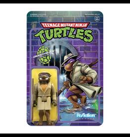 Super7 Teenage Mutant Ninja Turtles ReAction Figure - Undercover Donatello