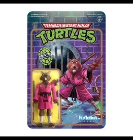 Super7 Teenage Mutant Ninja Turtles ReAction Figure - Splinter