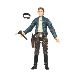 Hasbro Star Wars: Empire Strikes Back - The Vintage Collection Han Solo (Bespin) 3 3/4-Inch Action Figure