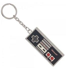 Bioworld Nintendo Controller Metal Keychain
