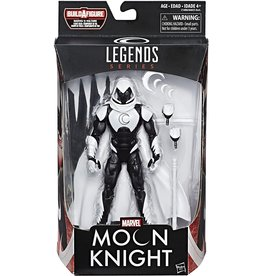 Hasbro Marvel Legends Spider-Man Moon Knight Action Figure, 6 Inches