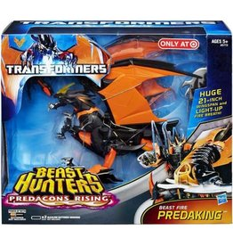 Hasbro Transformers Beast Hunters Predacons Rising Beast Fire Exclusive Predaking Action Figure