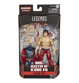 Hasbro Master of Kung Fu Marvel Legends Shang-Chi