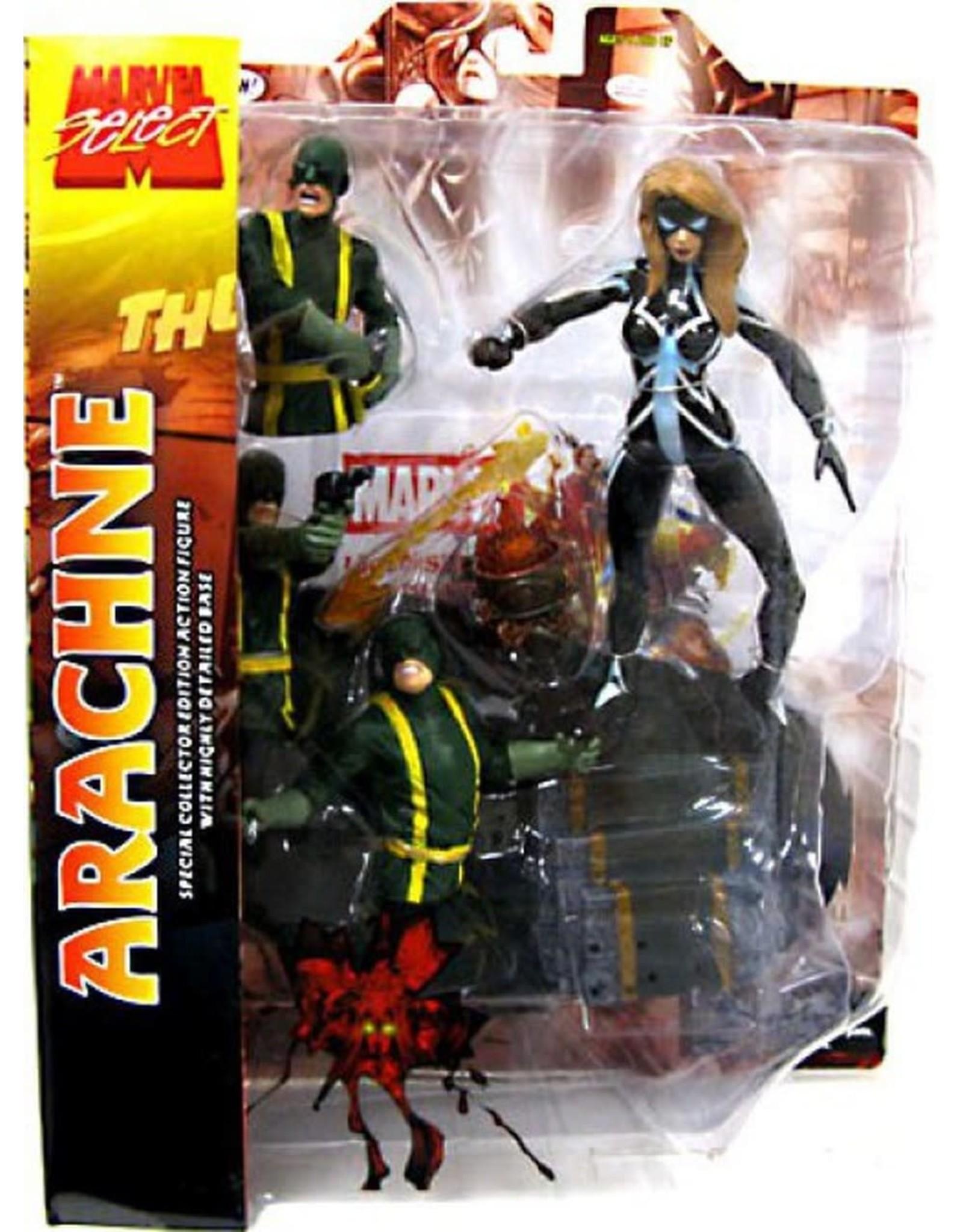 Diamond Select Toys Marvel Select Arachne Action Figure