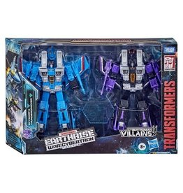 Hasbro Transformers Generations War for Cybertron Earthrise Voyager WFC-E29 Seeker 2-Pack