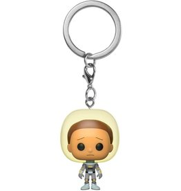 Funko Rick and Morty Space Suit Morty Pocket Pop! Keychain